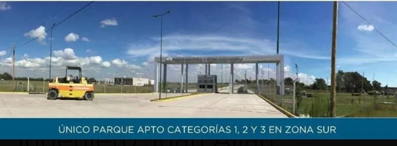 Lote De 5000 M2 En Parque Industrial Pitec Varela