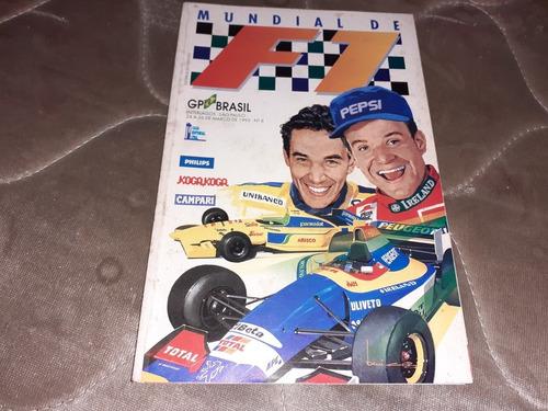 Gp Brasil F1  1995