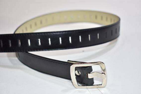 Cinturón Dama Cuero Vacuno Perforado