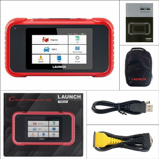 Escaner Launch Diagnistico Automotriz Touch Screen 2019