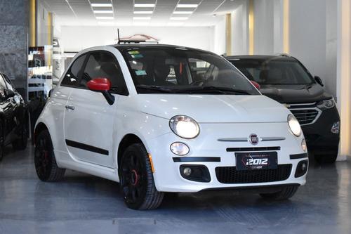 Imagen 1 de 15 de Fiat 500 1.4 Sport - Car Cash