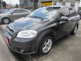 Chevrolet Aveo Emotion 1.6 Automatico