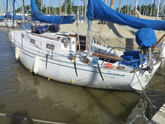 Velero Sailor 1000 Construido Por Pietrasanta Volvo 28 Hp