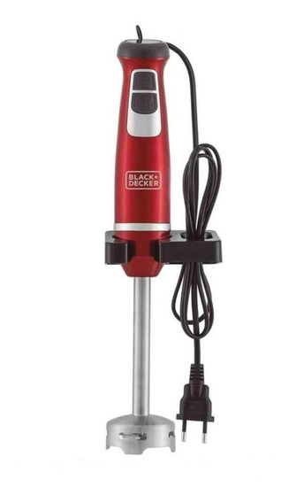 Mixer Black+Decker M600V vermelho-metálico 220V