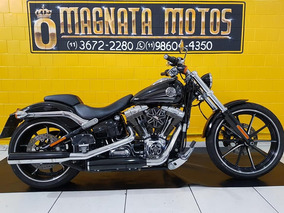 Harley-davidson Softail Breakout 2016 Km16.000 Impecavel
