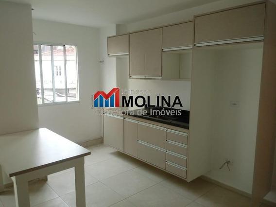 Apartamento Tipo Studio Novo Pronto Pra Morar - 1313