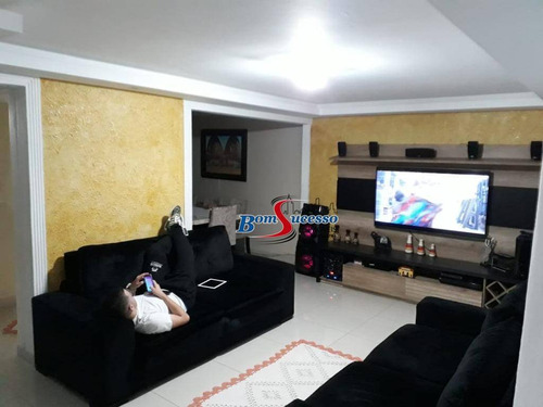 Imagem 1 de 17 de Sobrado Com 3 Dormitórios À Venda, 162 M² Por R$ 700.000 - Jardim Novo Carrão - São Paulo/sp - So1628