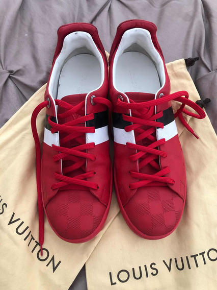 Tenis Sneakers Louis Vuitton Originales Caballero