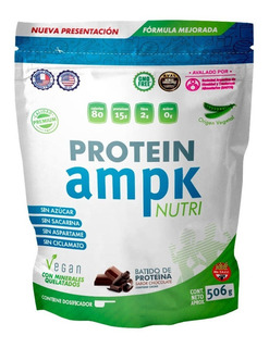 Ampk Protein Nutri Suplemento Dietario Sabor Chocolate