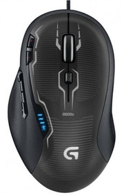 Logitech G500s Gamer, Gaming Mouse Laser 8200 Dpi.