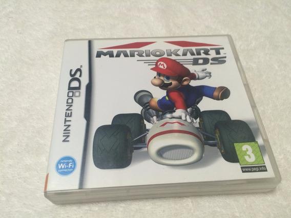 Mario Kart Ds Com 5 Idiomas - Completo