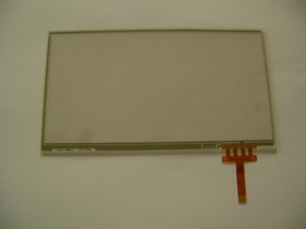 Tela Touch P/ Dvd Automotivo Pioneer Avh-x2580bt E Avh-x1580