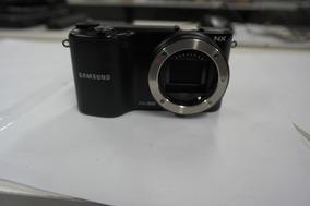 Camera Digital Samsung Nx2000 20.3mp Com Defeito Usada