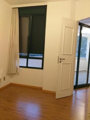Apartamento Para Alugar 3 Suítes, 125 M² Por R$ 5.300/mês - Moema - São Paulo/sp - Ap19273