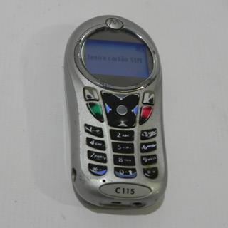 Motorola C115 Classico Funcionando Desbloqueado - Usado