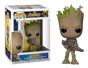Funko Pop Groot Avengers Intinity War 293