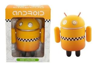 Android Amarillo Taxi Figura Coleccionable Big Box Edition