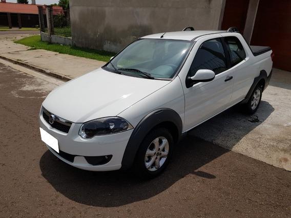 Fiat Strada Trekking 2020 525 Km