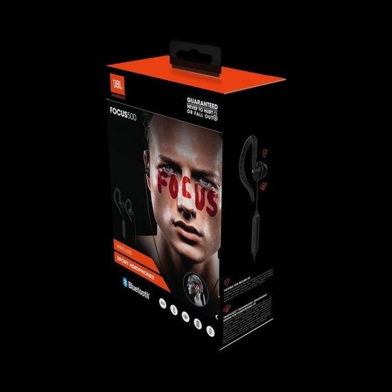 Fone Ouvido Bluetooth Jbl Focus 500 Esportes/musica Original
