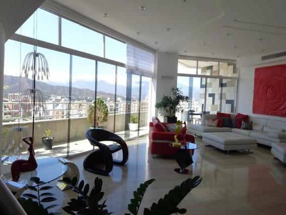 Confort Y Estilo Penthouse En Venta El Bosque 20-10770 Mz