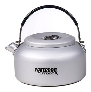 Pava De Aluminio Waterdog 650 Cc Camping Ml Full