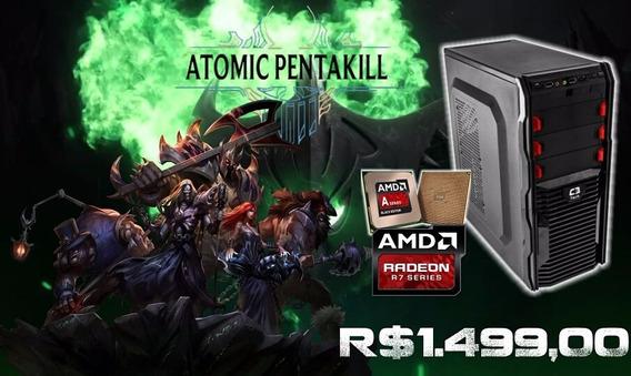 Computador Atomic Pentakill