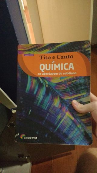 Livro De Química Ensino Médio