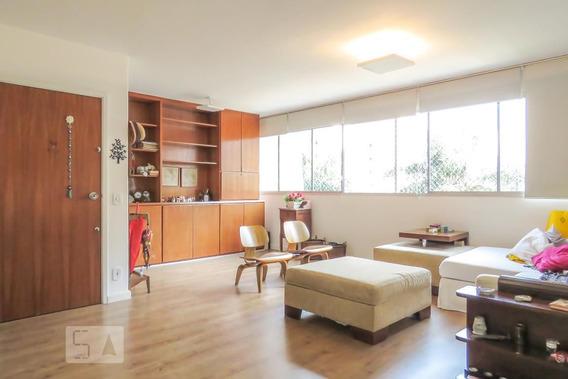 Apartamento No 5º Andar Mobiliado Com 4 Dormitórios E 2 Garagens - Id: 892959962 - 259962