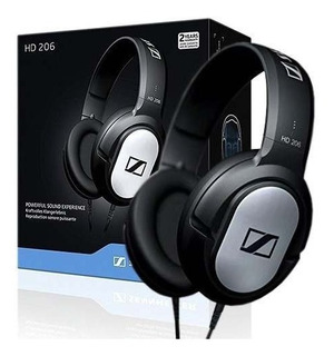 Auriculares Sennheiser High Definition Hd206