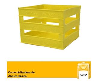 Huacal De Plastico 10 X 10 Oem