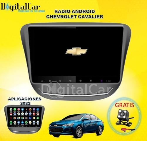 Imagen 1 de 4 de Radio Android Chevrolet Cavalier+gps+camara
