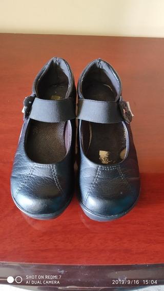 Zapatos Escolares Usados Talla 32 Y 33