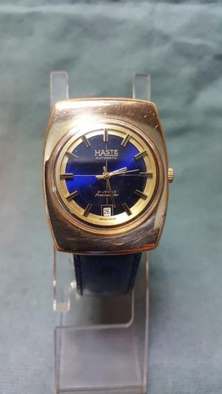 Reloj Haste Vintage Automatic 21 Jewels Précimaster