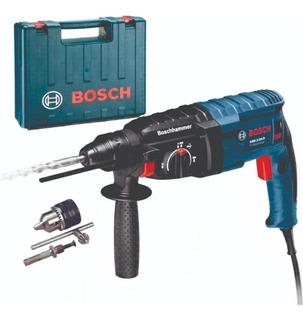 Martillo Rotopercutor Bosch 820w Mandril Maletin Gbh 2 24