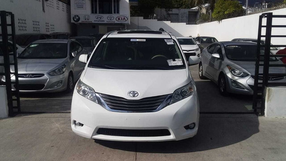Toyota Sienna Xle 2014 - 4x4 - Recien Importada
