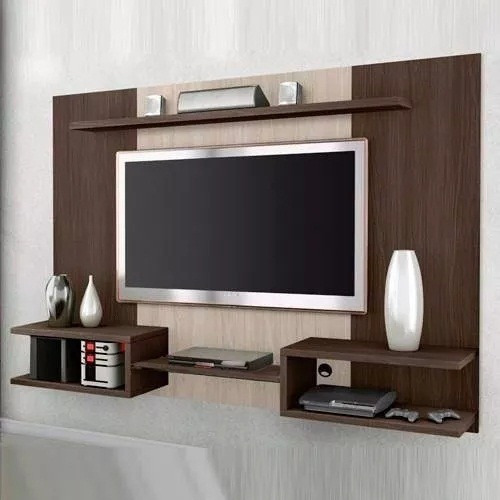 Imagen 1 de 5 de Panel Lcd / Led Tv Rack Modular Hasta Tv 55