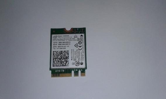 Placa Wi-fi C/ Bluetooth 4.0 Notebook Stilo Xc3620 Original