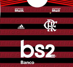 Arte Camisa Flamengo