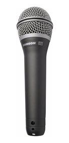 Microfone Profissional Samson Q7 +maleta + Cachimbo Promoção