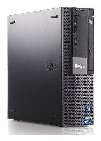 Cpu Dell 980 Sff Core I5 4hd Hd 320gb