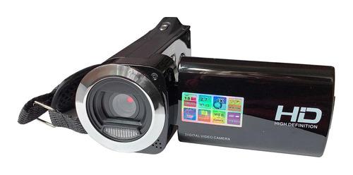 Imagen 1 de 4 de Videocámara Vak 818 Compacta 12mp Video Hd 1280x720 Zoom Web