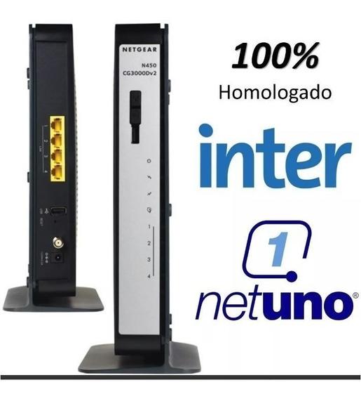 Modem Router 3.0 Para Internet De Inter