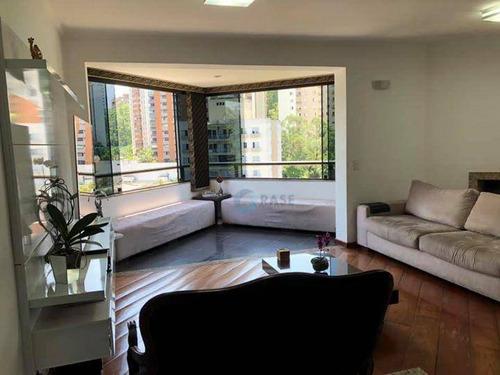 Cobertura Para Alugar, 400 M² Por R$ 4.290/mês - Vila Andrade - São Paulo/sp - Co0060