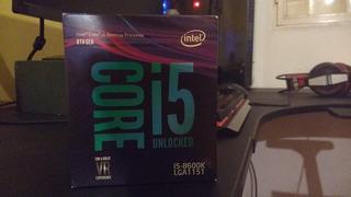 I5 8600k