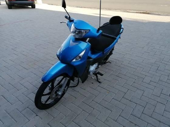 Hondabiz 125 +