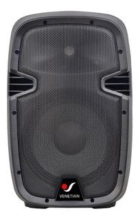 Venetian Bafle 10 250w Activo Potenciado Usb Sd Bluetooth