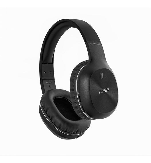 Fone De Ouvido Sem Fio Edifier Bluetooth Hi-fi W800bt Preto
