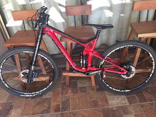 Bicicleta Enduro Cannondale Trigger Carbon 2 2015 Impecable!