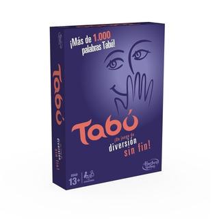 Taboo Juego De Mesa Hasbro