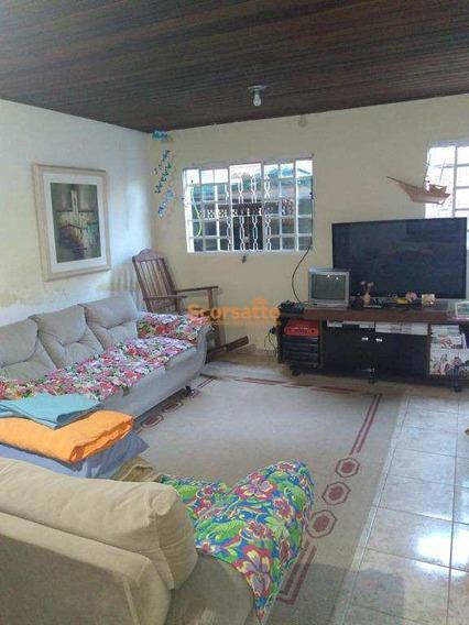 Casa Com 1 Dorm, Itaquaciara, Itapecerica Da Serra - R$ 115 Mil, Cod: 3443 - V3443